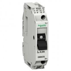 Автоматический выключатель Schneider Electric TeSys 1P 1А () 50кА, GB2CS06