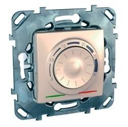 Термостат для теплого пола Schneider Electric UNICA, бежевый, MGU5.501.25ZD