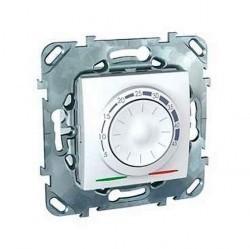 Термостат для теплого пола Schneider Electric UNICA, с датчиком, белый, MGU5.503.18ZD