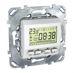 Термостат для теплого пола Schneider Electric UNICA, белый, MGU5.505.18ZD