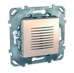 Звонок электронный Unica Schneider Electric (Испания). Артикул: MGU5.786.25ZD