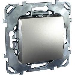 Заглушка Schneider Electric UNICA TOP, алюминий, MGU5.866.30ZD