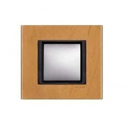 Рамка 1 пост Schneider Electric UNICA CLASS, кожа светлая, MGU68.002.7P1