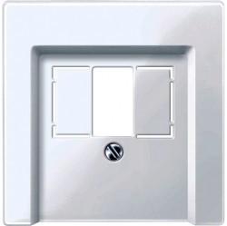Накладка на розетку USB Schneider Electric MERTEN SYSTEM M, белый, MTN296025