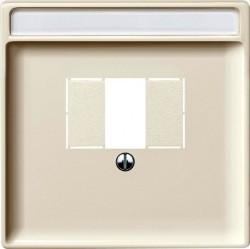 Накладка на розетку USB Schneider Electric MERTEN SYSTEM DESIGN, бежевый, MTN297844
