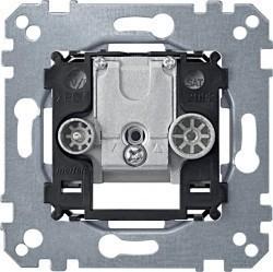 Механизм розетки TV-SAT Schneider Electric коллекции Merten, одиночная, MTN299200
