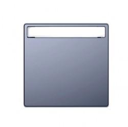 Клавиша Schneider Electric MERTEN D-LIFE, нержавеющая сталь, MTN3360-6036