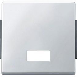 Клавиша с линзой Schneider Electric MERTEN AQUADESIGN IP44, белый, MTN343819