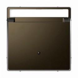 Накладка на карточный выключатель Schneider Electric MERTEN D-LIFE, мокко, MTN3854-6052