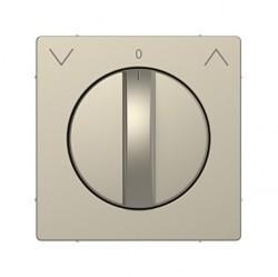 Накладка на светорегулятор Schneider Electric MERTEN D-LIFE, песочный, MTN3875-6033