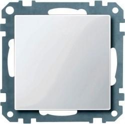 Заглушка Schneider Electric MERTEN SYSTEM M, полярно-белый, MTN391619