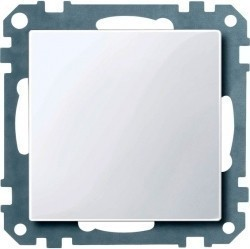 Заглушка Schneider Electric MERTEN SYSTEM M, активно-белый, MTN391625