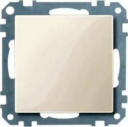 Заглушка Schneider Electric MERTEN SYSTEM M, бежевый блестящий, MTN391644