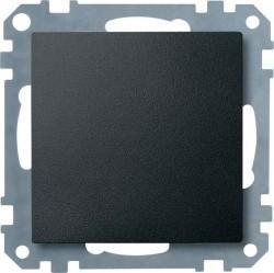 Заглушка Schneider Electric MERTEN SYSTEM M, антрацит, MTN391814
