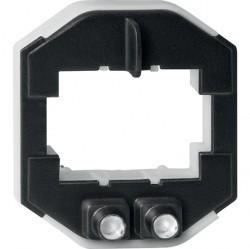 Модуль подсветки (2х0,65 мА; красный/синий/зеленый диод по выбору в комплекте) для выключателя 2-клавишного (100-230 В) Schneider Electric (Германия). Артикул: MTN3942-0000