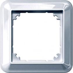 Рамка 1 пост Schneider Electric MERTEN M-TREND, белый, MTN4010-1219
