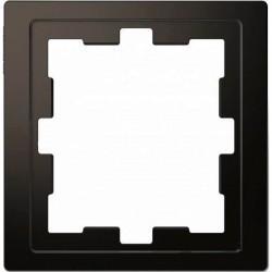 Рамка 1 пост Schneider Electric MERTEN D-LIFE, антрацит, MTN4010-6534