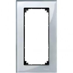 Рамка 2 поста Schneider Electric MERTEN M-ELEGANCE, алмаз, MTN4025-3260