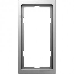 Рамка 2 поста Schneider Electric MERTEN D-LIFE, белый лотос, MTN4025-6535