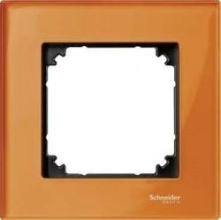 Рамка 1 пост Schneider Electric MERTEN M-ELEGANCE, кальцит, MTN404102