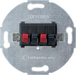Аудио-розетка Schneider Electric коллекции Merten, антрацит, MTN467014