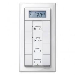Рамка 2 поста Schneider Electric MERTEN M-SMART, полярно-белый, MTN478819