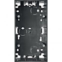 Коробка двойная для накладного монтажа Премиум-класса M-Plan Schneider Electric (Германия). Артикул: MTN510614