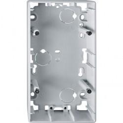 Коробка двойная для накладного монтажа Премиум-класса Artec Schneider Electric (Германия). Артикул: MTN513619