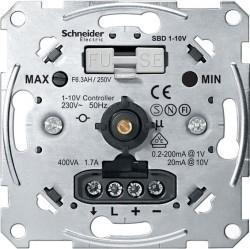 Механизм поворотного светорегулятора Schneider Electric Коллекции Merten,Вт, MTN5142-0000