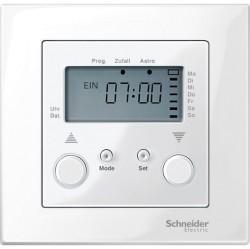 Рамка 1 пост Schneider Electric MERTEN M-PLAN, полярно-белый, MTN515119