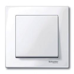 Рамка 1 пост Schneider Electric MERTEN M-PLAN, активно-белый, MTN515125