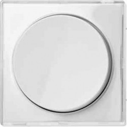 Накладка на светорегулятор Schneider Electric MERTEN M-CREATIV, белый прозрачный, MTN5250-3500