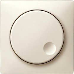 Накладка на светорегулятор Schneider Electric MERTEN SYSTEM DESIGN, бежевый, MTN5250-4044
