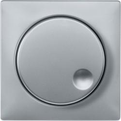 Накладка на светорегулятор Schneider Electric MERTEN SYSTEM DESIGN, алюминий, MTN5250-4060