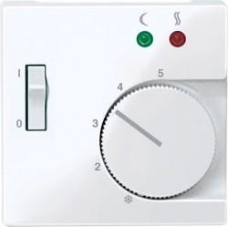 Накладка на термостат Schneider Electric MERTEN SYSTEM M, активно-белый, MTN534925