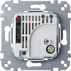 Механизм термостата комнатного Schneider Electric коллекции Merten, MTN536302