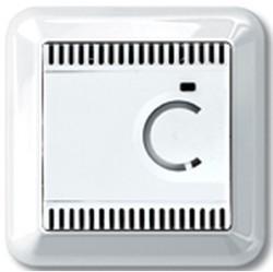Термостат для теплого пола Schneider Electric MERTEN M-TREND, белый, MTN5770-1219