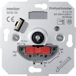 Механизм регулятора частоты вращения Schneider Electric Коллекции Merten, MTN583699