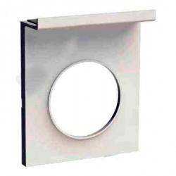 Рамка с подставкой для мобильного телефона Schneider Electric ODACE, белый, S52P712