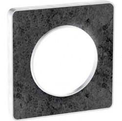 Рамка 1 пост Schneider Electric ODACE, морской камень, S52P802U