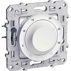 Термостат комнатный Schneider Electric ODACE, белый, S52R501