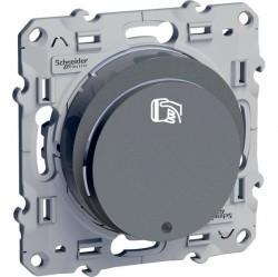 Карточный выключатель Schneider Electric ODACE, механический, алюминий, S53R283