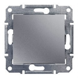 Заглушка Schneider Electric SEDNA, алюминий, SDN5600160