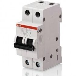Автоматический выключатель ABB SH200 1P+N 13А (B) 6кА, 2CDS211103R0135