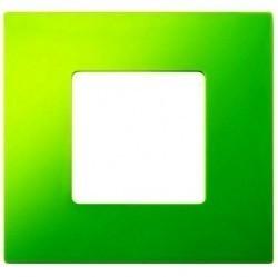 Рамка 1 пост Simon SIMON 27 PLAY, фисташковый, 2700617-065
