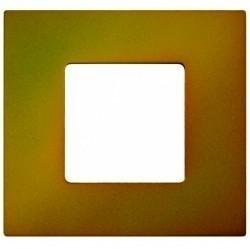 Рамка 1 пост Simon SIMON 27 PLAY, желтый артик, 2700617-081