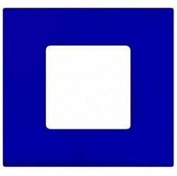 Рамка 1 пост Simon SIMON 27 PLAY, синий артик, 2700617-083