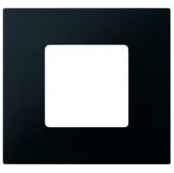 Рамка 1 пост Simon SIMON 27 PLAY, черный артик, 2700617-086