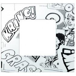 Рамка 1 пост Simon SIMON 27 PLAY, комиксы, 2700617-800