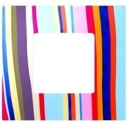 Рамка 1 пост Simon SIMON 27 PLAY, многоцветный, 2700617-801